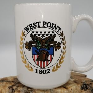West Point Coffee Cup